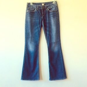 💥SALE💥Silver bootcut jeans size 29
